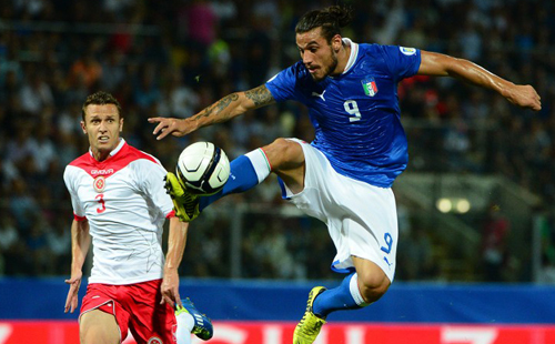 Italy v Malta 2 – 0 All Goals & Highlights