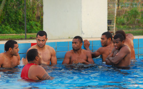 Suva wary of upcoming opponents
