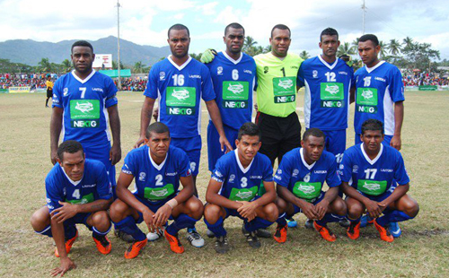Nawatu scores double in Lautoka�s win