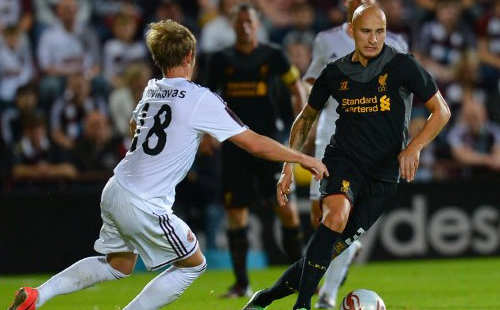 Own-goal spares Liverpool Euro blushes