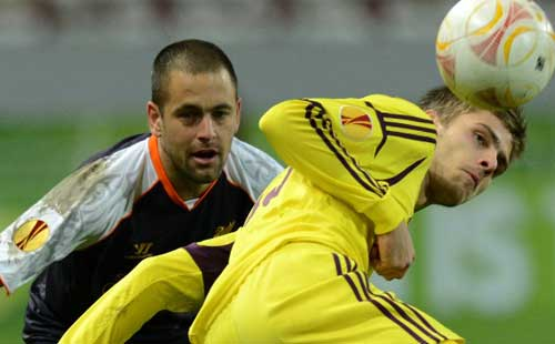 Anzhi agony for Liverpool in Moscow