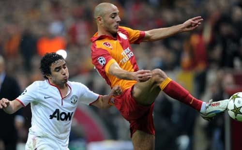 Galatasaray end United's unbeaten run