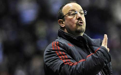 Benitez named Chelsea 'interim' manager