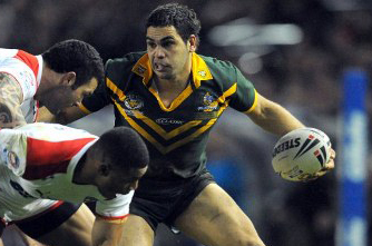 Inglis try record as Queensland win opener